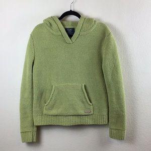Life Is Good Hoodie Warm Fuzzy Sweater